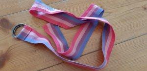 Fibbia per cinture multicolore
