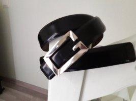 Gucci Cintura di pelle nero Pelle