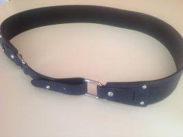 Hugo Boss Cintura di pelle nero Pelle