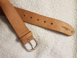 Liebeskind Leather Belt beige
