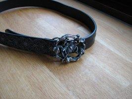 Mexx Belt black-white
