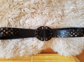 Apart Cintura di pelle nero