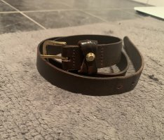 Orsay Leather Belt taupe leather
