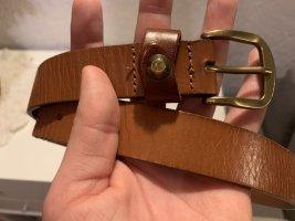 Orsay Cintura di pelle bronzo Pelle