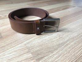 Tommy Hilfiger Cintura di pelle cognac