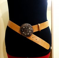 Apart Hip Belt multicolored leather