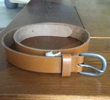 Levis Cinturón de cuero color bronce Cuero