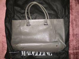 Madeleine Sac Baril multicolore cuir