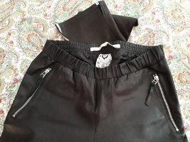 Skórzane spodnie Wielokolorowy