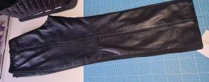 Laura Scott Skórzane spodnie czarny