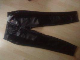 Lederhose von Buena Vista schwarz S