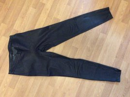 Esprit Leather Trousers black