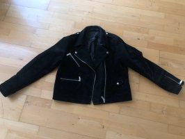 Mango Short Jacket black