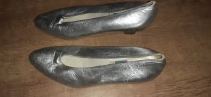 Slingback Pumps silver-colored
