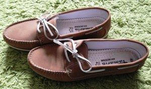 Tamaris Scarpa da barca marrone-sabbia