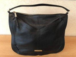Tommy Hilfiger Shopper black leather