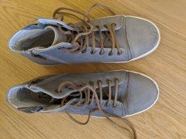 Bama Lace-Up Sneaker light grey-grey