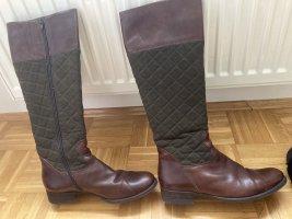 Gabor Jackboots brown leather