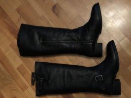 Marc O'Polo Korte laarzen zwart