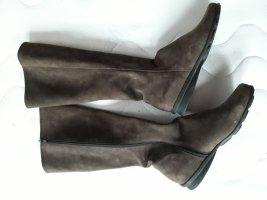 Arche Stivale militare marrone-grigio
