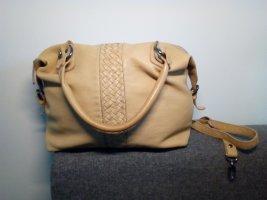 Ledertasche geflochten Handtasche Tasche Crossbody Görtz Bags Leder