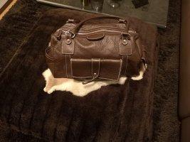 Vera Pelle Carry Bag brown