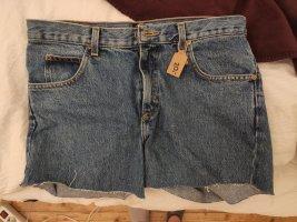 Lee kurze Jeanshose