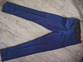 Leggings Gr S in dunkelblau