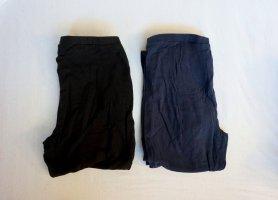 Leggings schwarz/dunkelblau