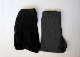 Leggings schwarz/dunkelgrau