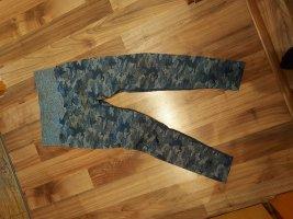 Leggings Sport jeansblau flektan 38/40