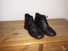 leicht gefütterter halbhoher Schuh Rieker