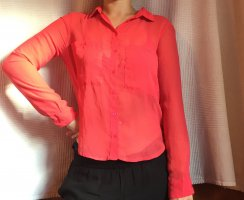 leichte Bershka Bluse