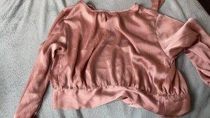 H&M Splendor Blouse rose-gold-coloured