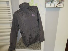 Double Speed Imperméable gris anthracite polyamide