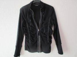 Monari Shirt Jacket black cotton
