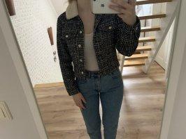 Leichte Jacke mit Fellkragen