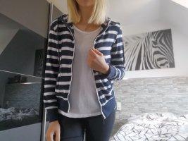 Leichte Jacke mit Streifen