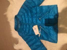 Gaudi Blouson cornflower blue mixture fibre