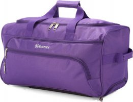 Travel Bag lilac polyester