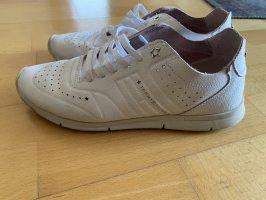 Tommy Hilfiger Sneaker stringata bianco