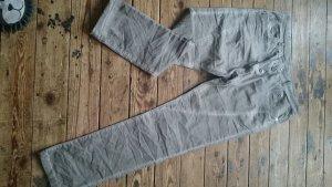 0039 Italy Stoffen broek grijs-bruin