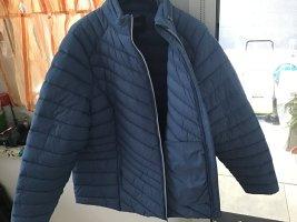 Capsule Gewatteerd jack korenblauw Polyester