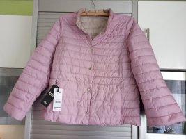 s.Oliver Black Label Chaqueta reversible color rosa dorado-beige Poliéster