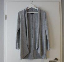 Broadway Cardigan in maglia grigio chiaro Poliestere