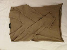 Alpha Studio Sweter z dekoltem w kształcie litery V Wielokolorowy