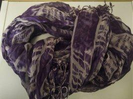 Tchibo / TCM Écharpe d'été violet