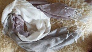 leichter Schal tricolor