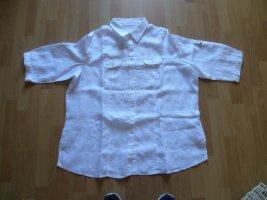 C&A Linen Blouse white linen