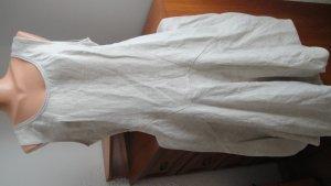 Belle Women Midi Dress oatmeal linen
